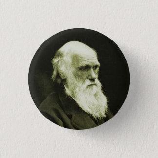 darwin 3 cm round badge