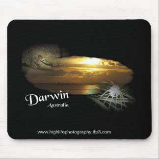 Darwin Collage Mouse Pad