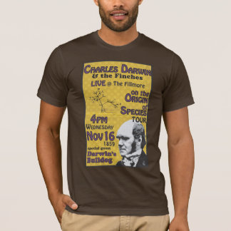Darwin Concert T-Shirt