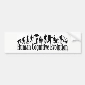 Darwin Evolution Bumper Sticker