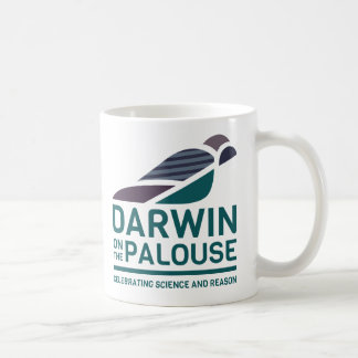 Darwin on the Palouse Mug - 2017 colors!