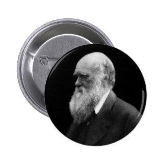 Darwin Portrait Button