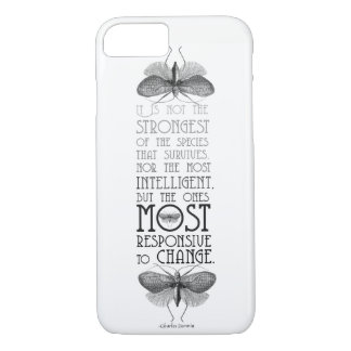 Darwin Quote iPhone 7 Case