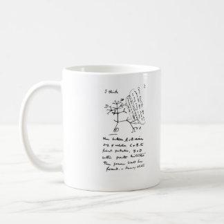 Darwin s Tree of Life Sketch Mug
