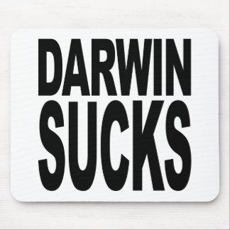 Darwin Sucks Mouse Pad