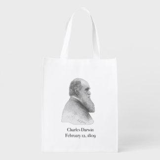 Darwin Reusable Grocery Bag
