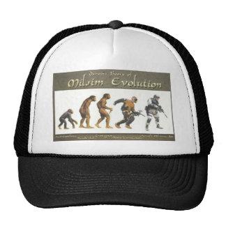 Darwins theory cap