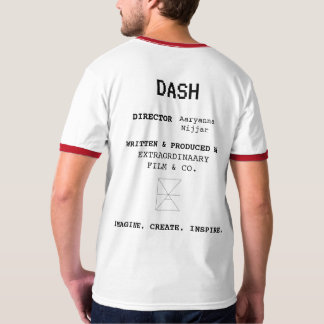 DASH CREDITS T-Shirt