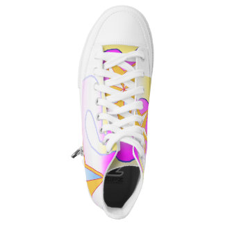 Dash-Design No. 1 Tennis Shoes! Printed Shoes