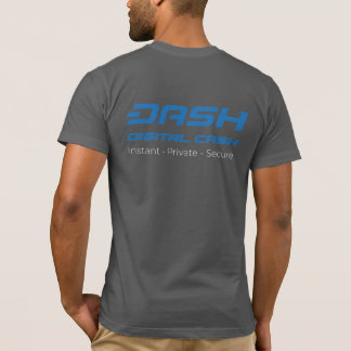 DASH Mens DC IPS T-Shirt