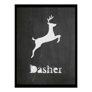 Dasher Poster