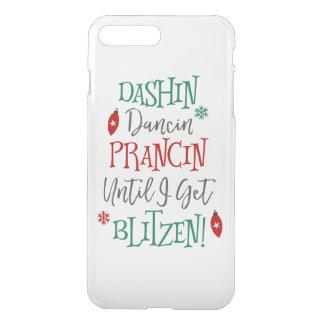 Dashin Dancin Prancin Christmas iPhone 8 Plus/7 Plus Case