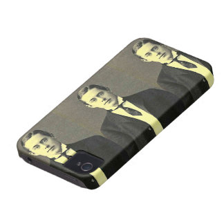 Dashing Cousin Ralph Sanger iPhone 4 Covers
