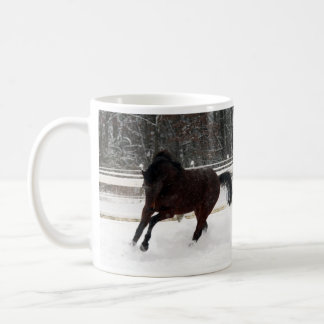 Dashing Through The Snow Mug