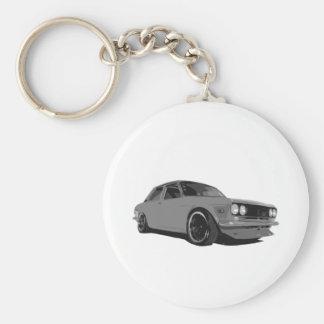 Dastun 510 basic round button key ring