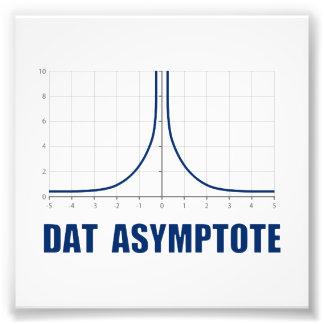 Dat Asymptote Art Photo