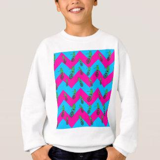 Dat Boi Pattern Sweatshirt