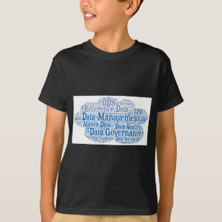 Data Management Cloud.jpg T-Shirt