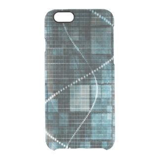 Data Management Platform or DMP Technology Concept Clear iPhone 6/6S Case