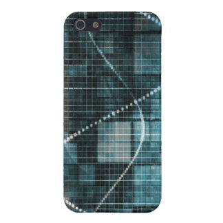 Data Management Platform or DMP Technology Concept iPhone 5/5S Covers