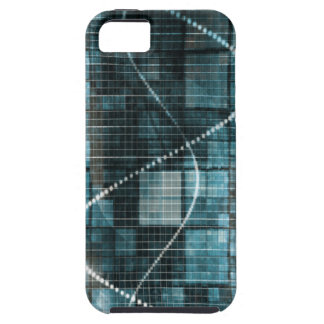 Data Management Platform or DMP Technology Concept iPhone 5 Covers