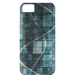 Data Management Platform or DMP Technology Concept iPhone 5C Case