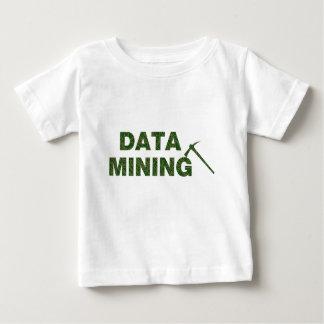 Data Mining Baby T-Shirt