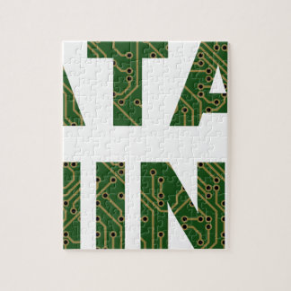 Data Mining Jigsaw Puzzle