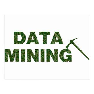Data Mining Postcard