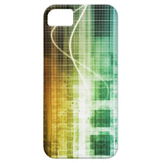 Data Protection and Internet Security Scanning Barely There iPhone 5 Case