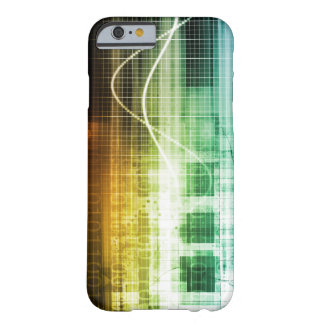 Data Protection and Internet Security Scanning Barely There iPhone 6 Case