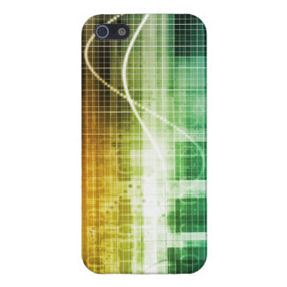 Data Protection and Internet Security Scanning iPhone 5/5S Cover