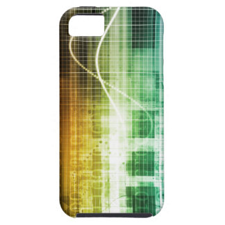 Data Protection and Internet Security Scanning iPhone 5 Cover