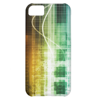 Data Protection and Internet Security Scanning iPhone 5C Case