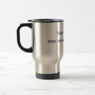 Data Recovery Mechanism Mug