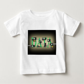 Data Security Baby T-Shirt