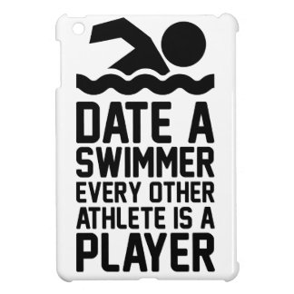 Date a Swimmer Case For The iPad Mini
