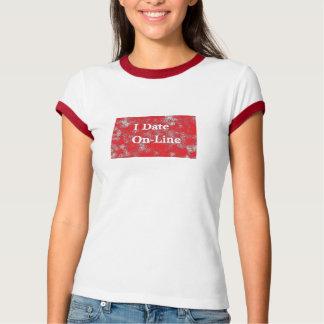 date tee shirt