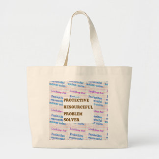 DATING TOOLS: problemsolver protective LOWPRICE GI Canvas Bag
