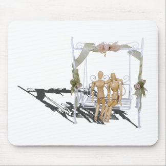 DatingOnGardenSwingSet103013.png Mouse Pad