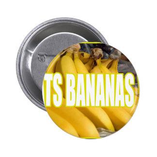 Dats Bananas Yo Pins