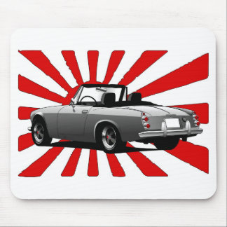 Datsun 2000 Roadster Mouse Pad