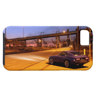 Datsun 240z at dusk tough iPhone 5 case