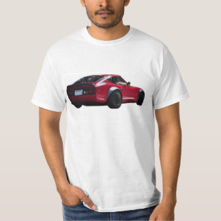 Datsun 260Z Back T-Shirt