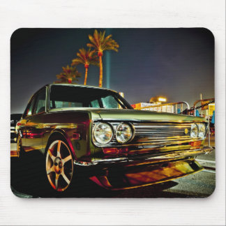 Datsun Bluebird SSS  510 coupe Mouse Pad