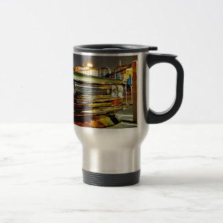 Datsun Bluebird SSS  510 coupe Travel Mug