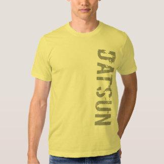 Datsun Vert Logo Shirt
