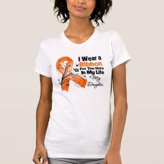 Daughter Hero in My Life Leukemia Tshirt
