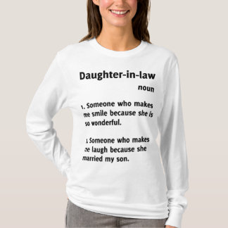 Daughter-in-law Definition Funny Sweater