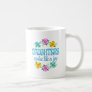Daughter Joy Coffee Mugs